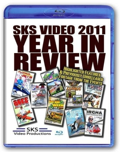 Year In Review USA 2011 Blu-Ray