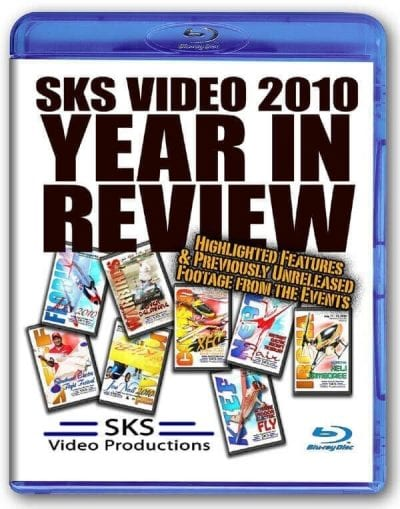 Year in Review 2010 Blu-Ray