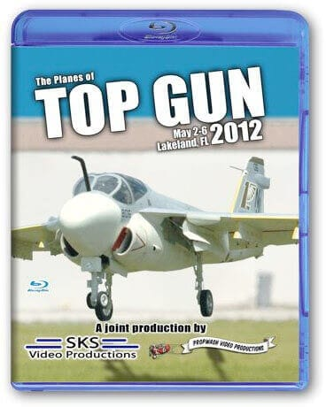 Top Gun 2012 Blu-Ray