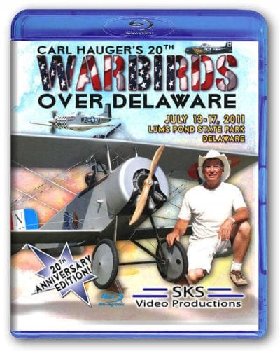 Warbirds Over Delaware 2011 Blu-Ray