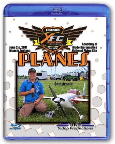 XFC 2011 Airplanes Blu-Ray
