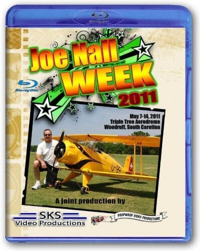 Joe Nall 2011 Blu-Ray