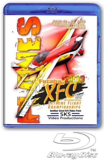 XFC 2010 Airplanes  Blu-Ray