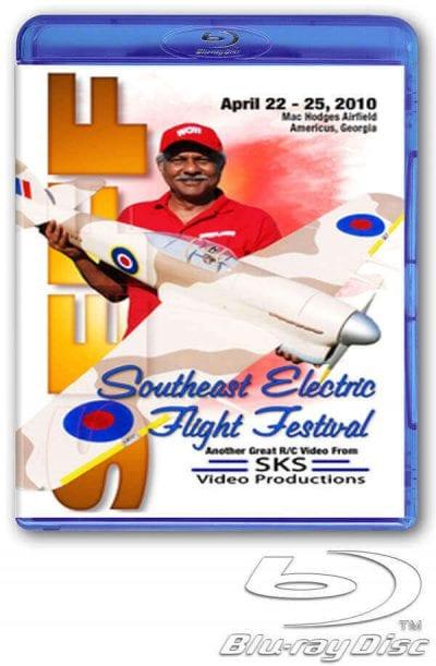 Southeast Electric Flight Festival 2010 Blu-Ray