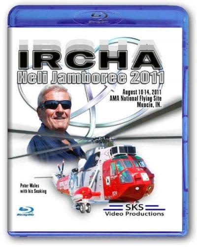 IRCHA Heli Jamboree 2011 Blu-Ray