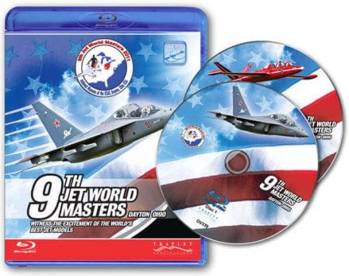 9th Jet World Masters Blu-Ray