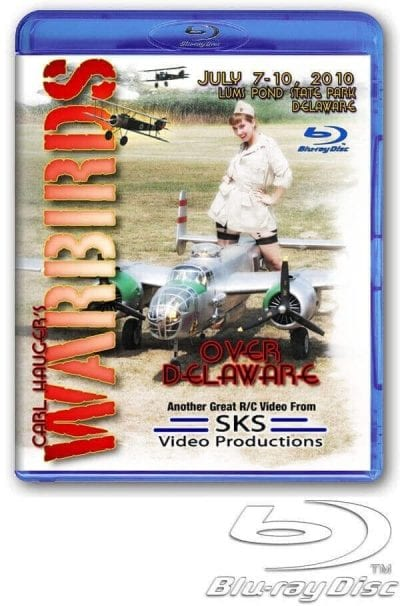 Warbirds Over Delaware 2010 Blu-Ray