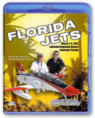 Florida Jets 2012 Blu-Ray