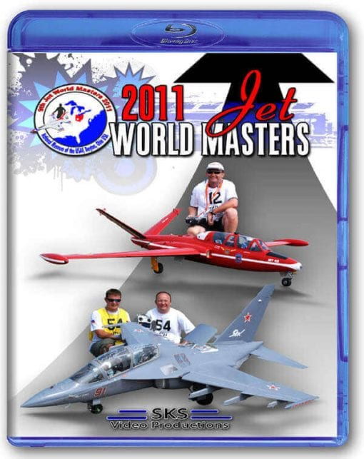 The 9th Annual Jet World Masters Blu-Ray