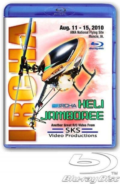 IRCHA Heli Jamboree 2010 Blu-Ray