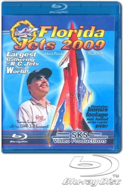 Florida Jets 2009 Blu-Ray