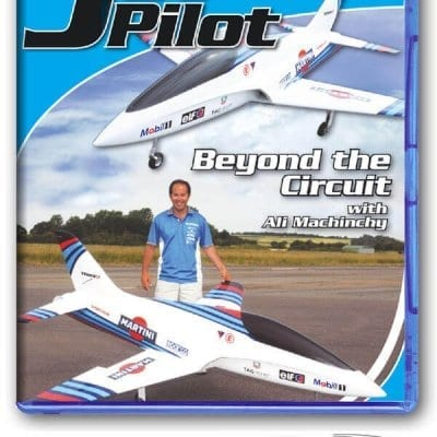 Jet Pilot - Beyond the Circuit Blu-Ray