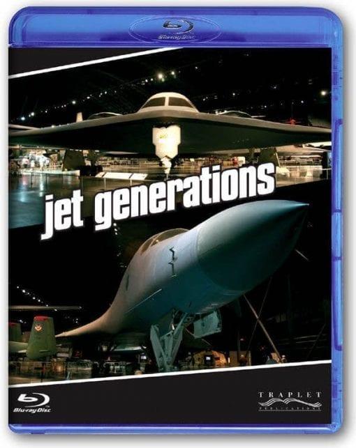 Jet Generations Blu-Ray