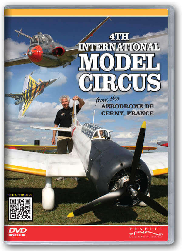 4th International Model Circus DVD