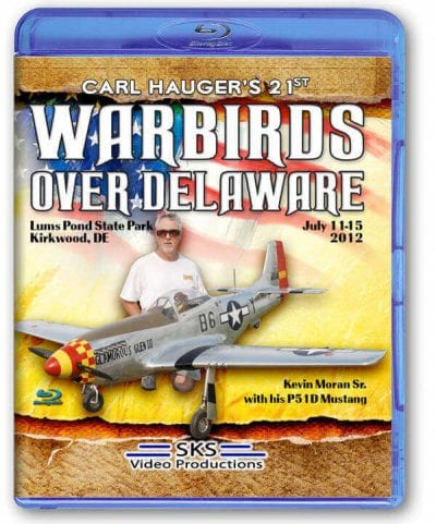 Warbirds Over Delaware 2012 Blu-Ray