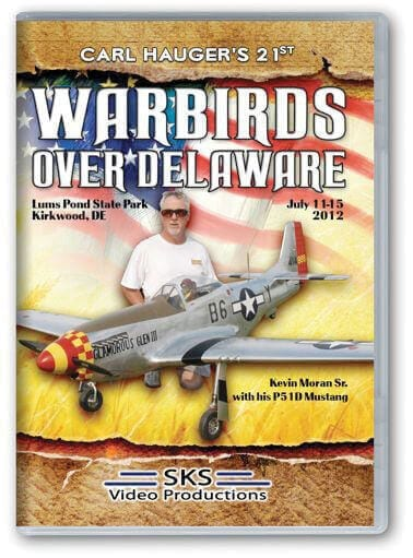Warbirds Over Delaware 2012 DVD