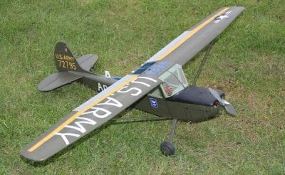 Cessna Bird Dog Plan
