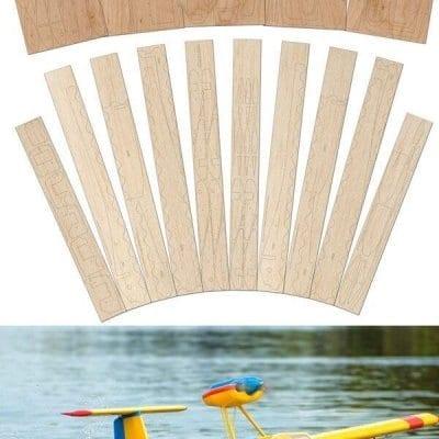 Thurston Teal - Laser Cut Wood Pack