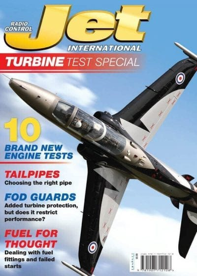 RC Jet International Turbine Test Special
