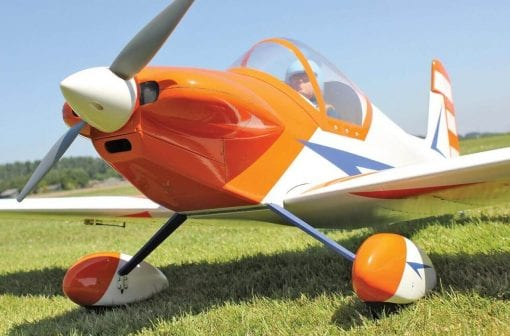 RC2107 Corby Starlet Plan