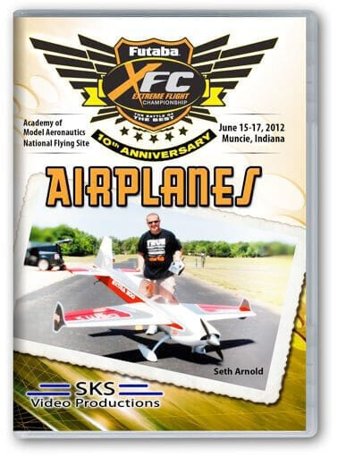 XFC Airplanes 2012 DVD
