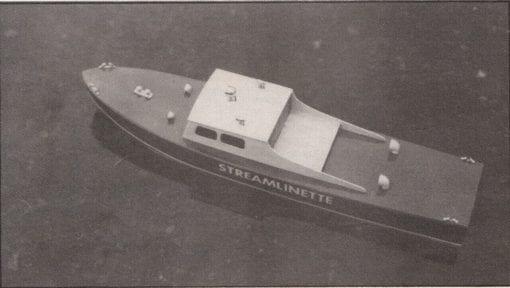 MM2069 Streamlinette Plan