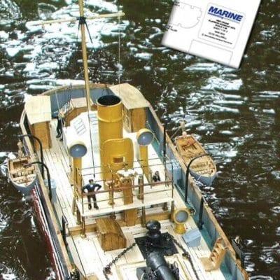 HMS Crane - Set