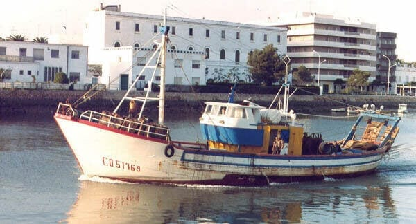 Spanish Fishing Boat