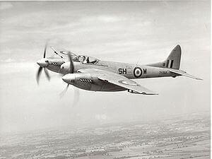 DH Hornet Plan RSQ1844