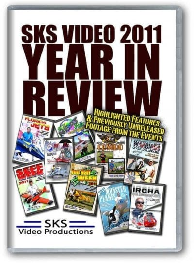 Year In Review USA 2011 DVD