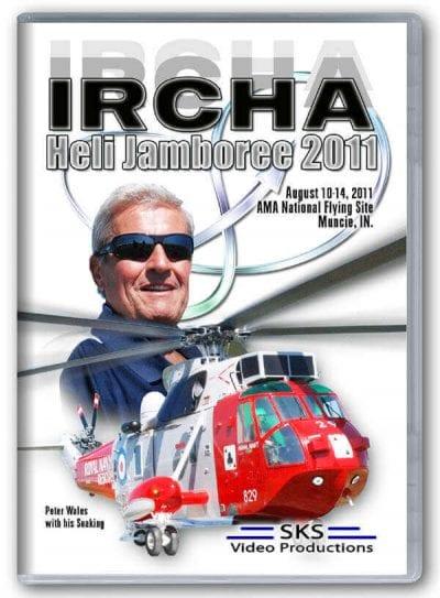 IRCHA Heli Jamboree 2011 DVD