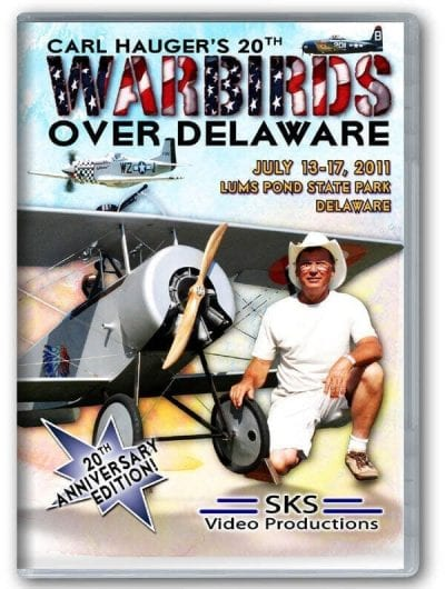 Warbirds Over Delaware 2011 DVD