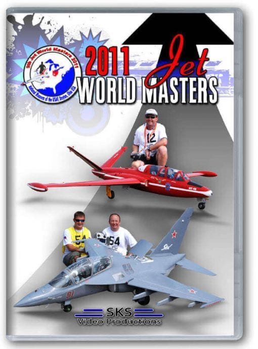 The 9th Annual Jet World Masters DVD