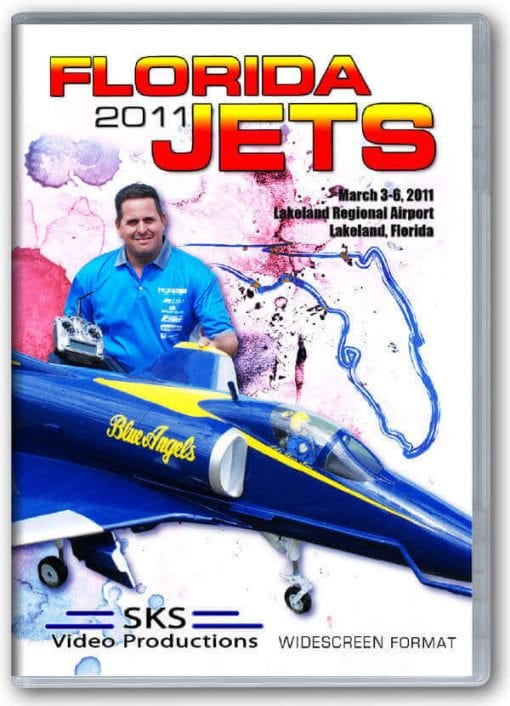 Florida Jets 2011 DVD
