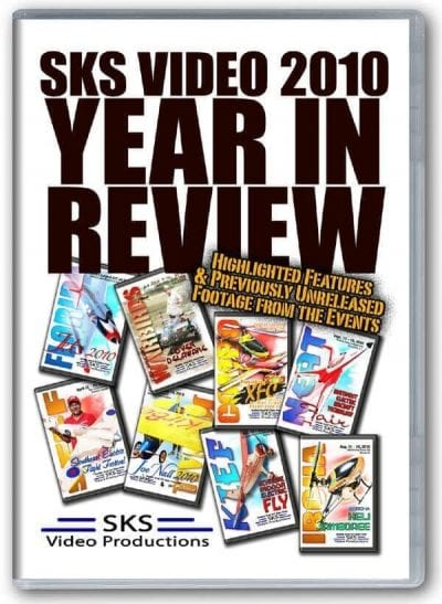 Year in Review 2010 DVD
