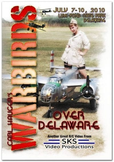 Warbirds Over Delaware 2010 DVD