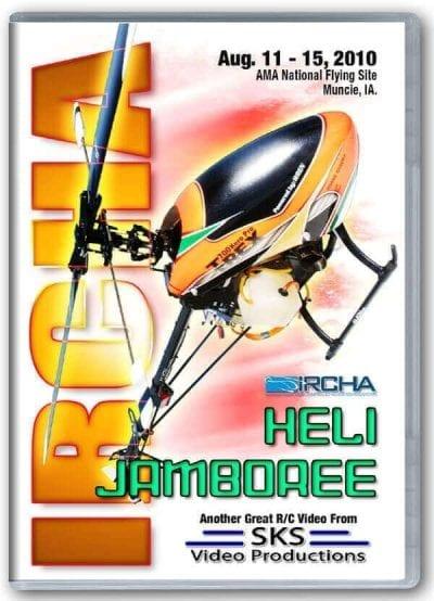IRCHA Heli Jamboree 2010 DVD