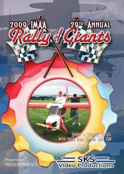 IMAA Rally of Giants 2009 DVD