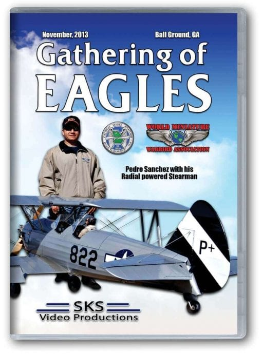 Gathering of Eagles - 2013 DVD