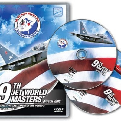 9th Jet World Masters DVD
