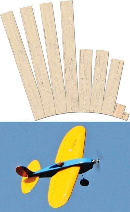 Buzz-B - Laser Cut Wood Pack