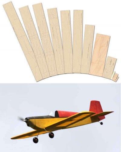 Phillanderer - Laser Cut Wood Pack