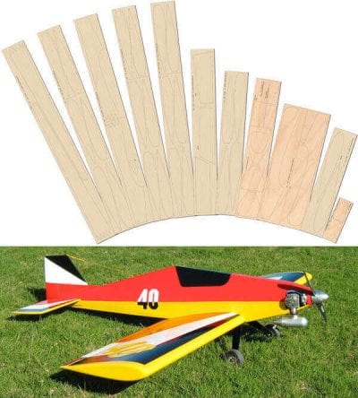 Super Stik - Laser Cut Wood Pack