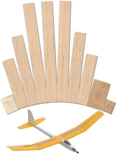 Fieldfare - Laser Cut Wood Pack