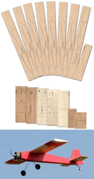 Retro Laser Cut Wood Pack