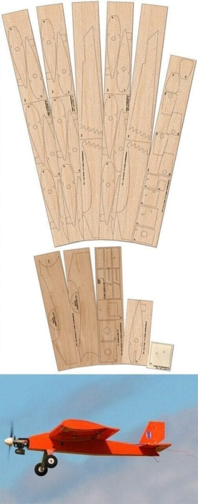 Swizzle Stick - Laser Cut Wood Pack