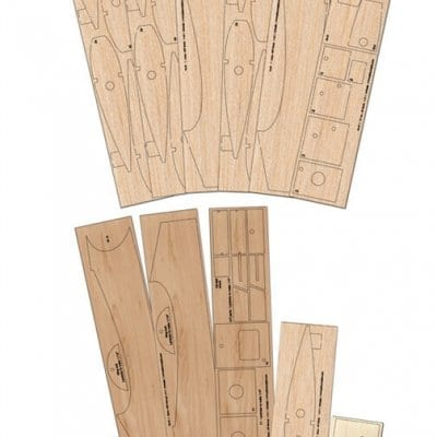 Swizzle Stick - Laser Cut Wood Pack