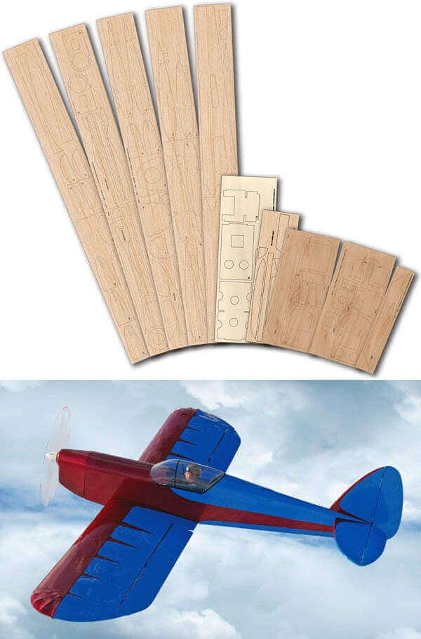 Magneto Grande - Laser Cut Wood Pack