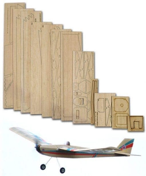 Sandyanne - Laser Cut Wood Pack