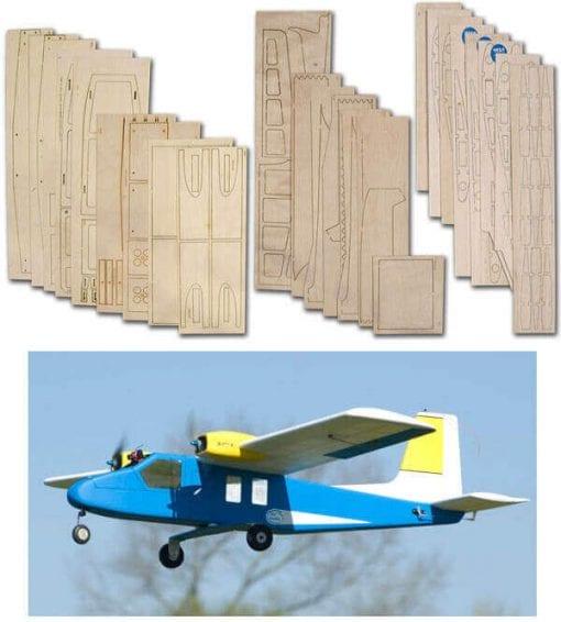 Effpeevee - Laser Cut Wood Pack